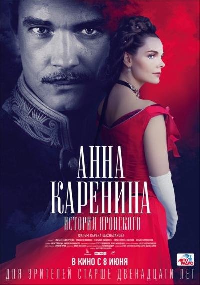 Фильм Анна Каренина. История Вронского