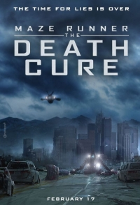 Фильм Бегущий в лабиринте: Лекарство от смерти