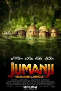 Фильм Джуманджи: Зов джунглей